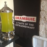 Drambuie made Velvet Sombreros at the Bar!