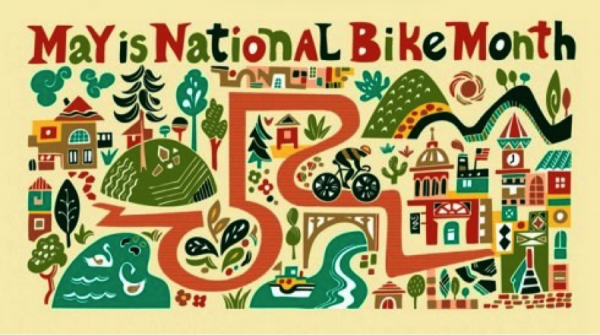 May National Bike Month