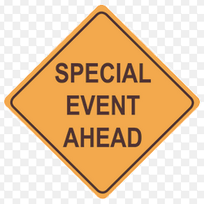 special-event-ahead