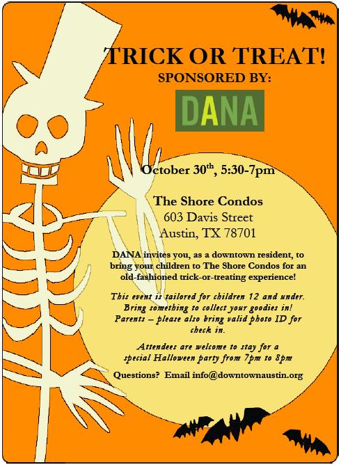2014 Halloween Flyer - DANA - 1