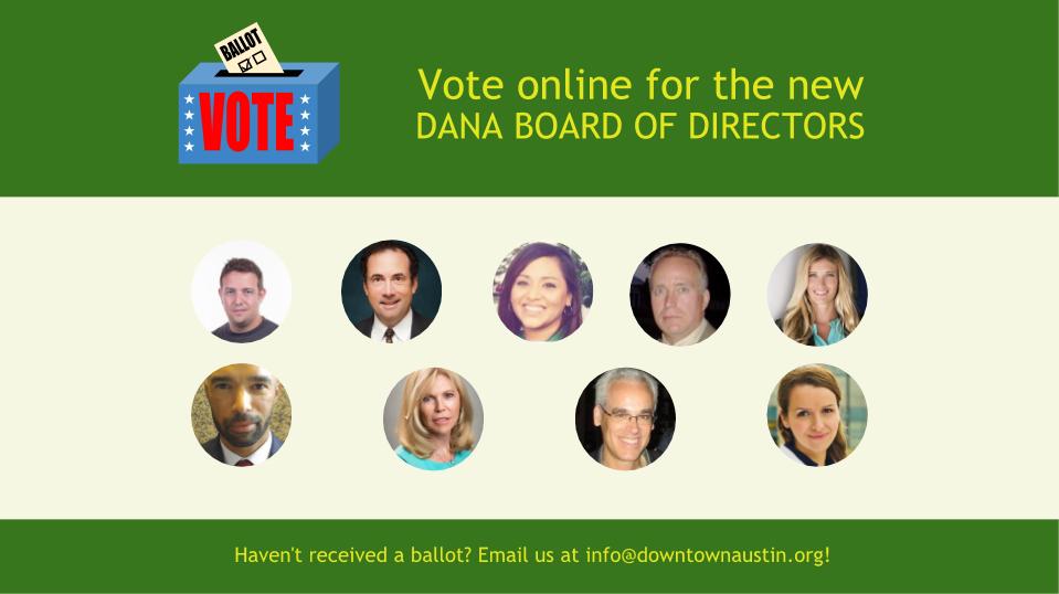 DANA Board Candidates (2017)